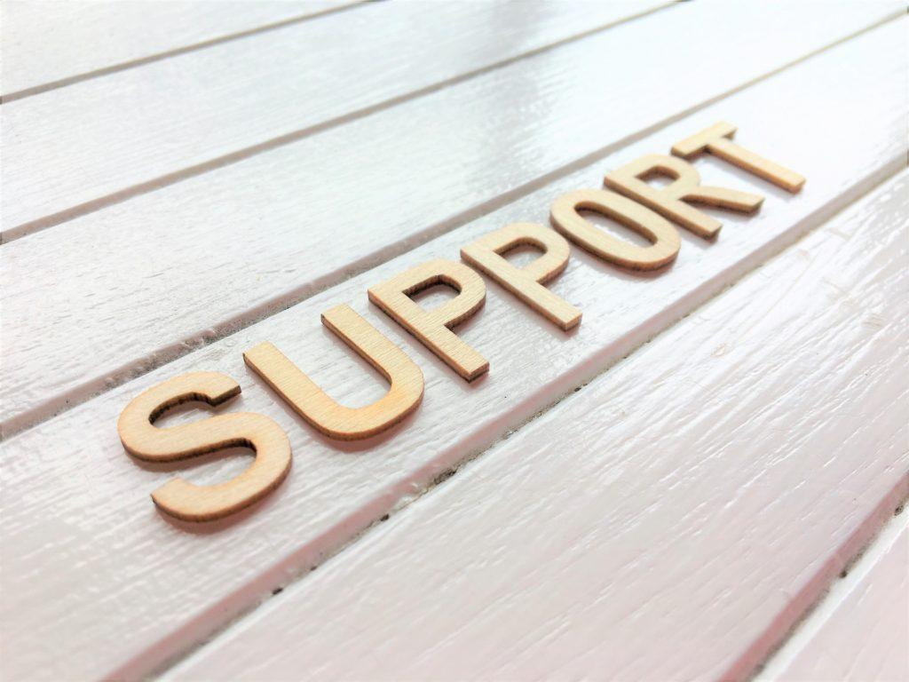 OSのサポート