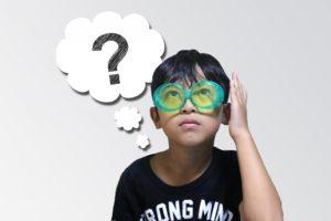 ペンタブの無料レンタルに応募できるか悩む子供